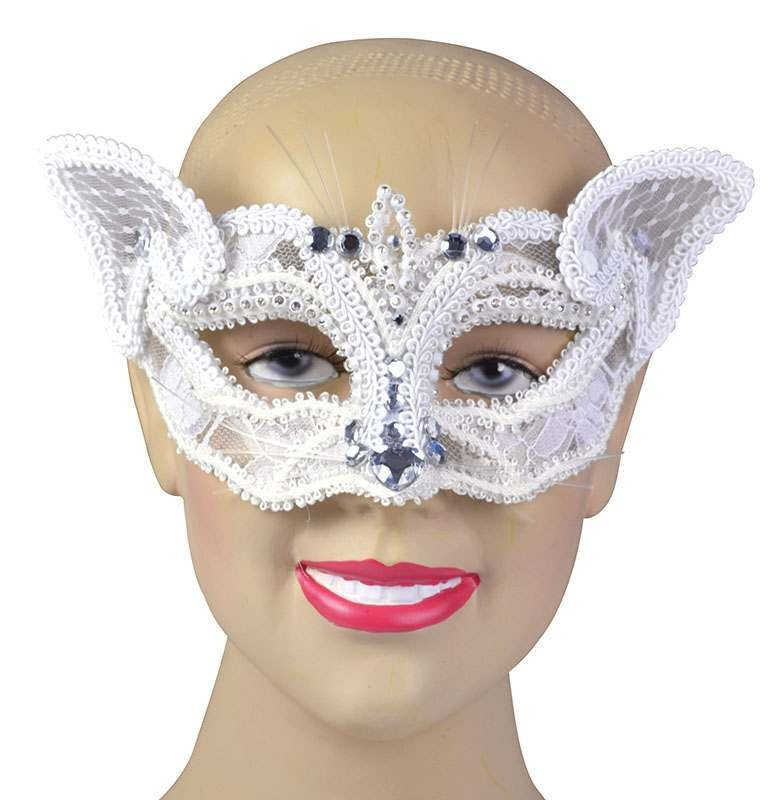 Mouse Mask With Glass Frame Accessories