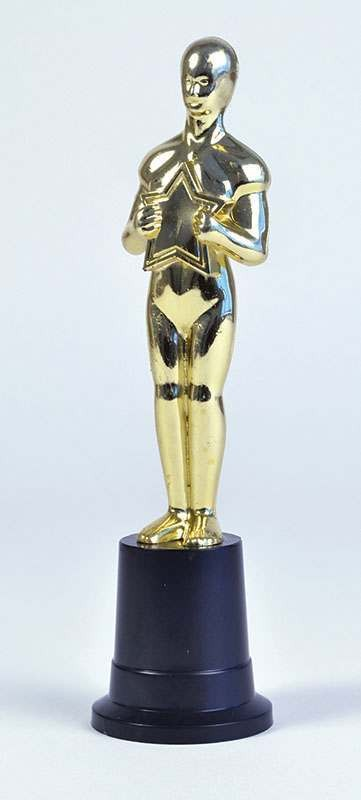 Movie Star Trophy Accessories