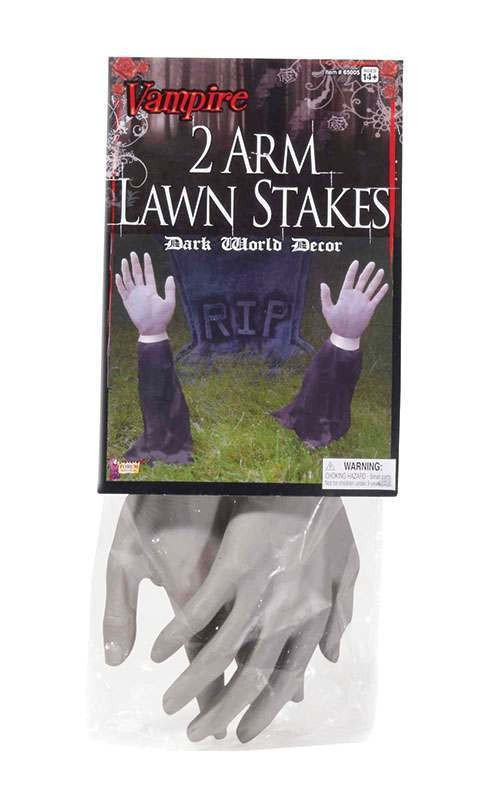 Vampire 2 Arm Lawn Stakes Accessories