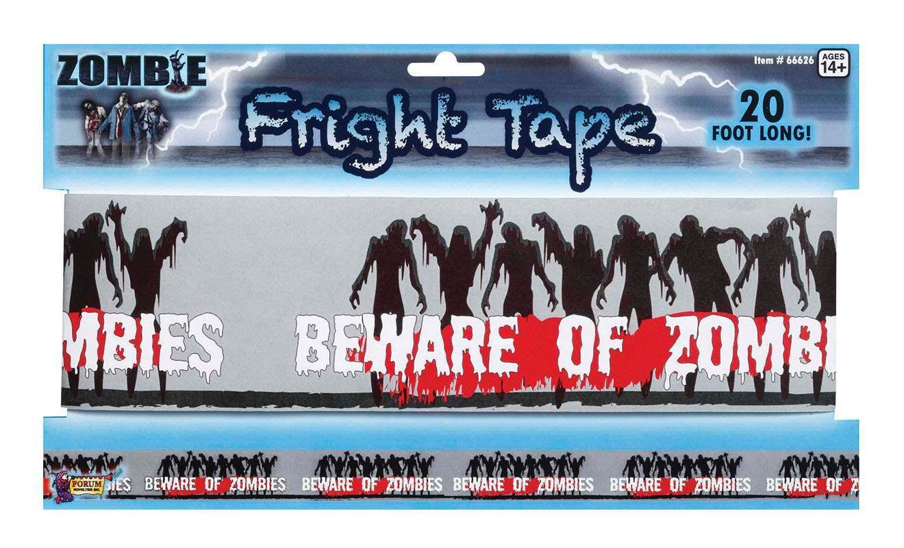 Zombie Fright Tape Accessories