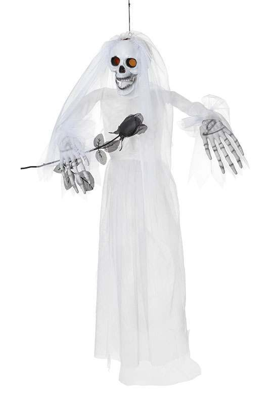 Skeleton Bride Hanging Accessories