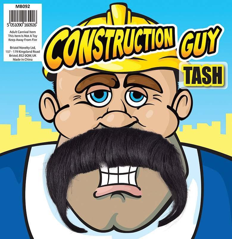 Construction Guy Tash Accessories