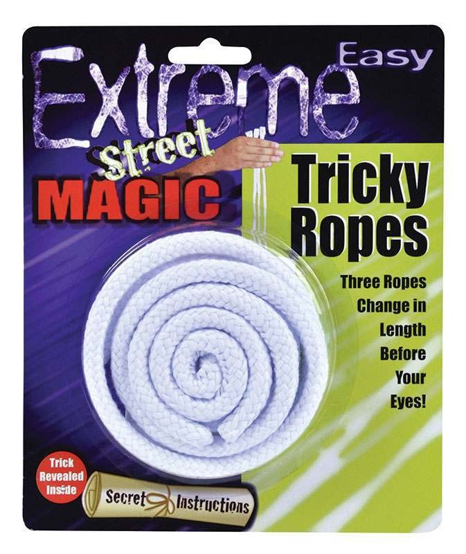 Tricky Ropes Accessories