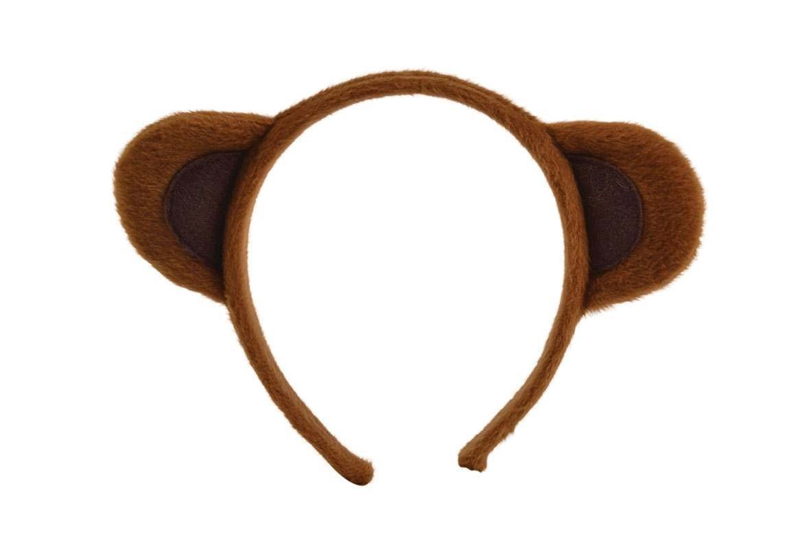 Animal Ears. Brown Accessories