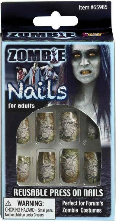 Zombie Nails Accessories