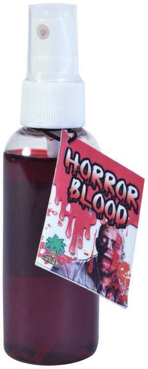 Blood Spray (2Oz) Accessories