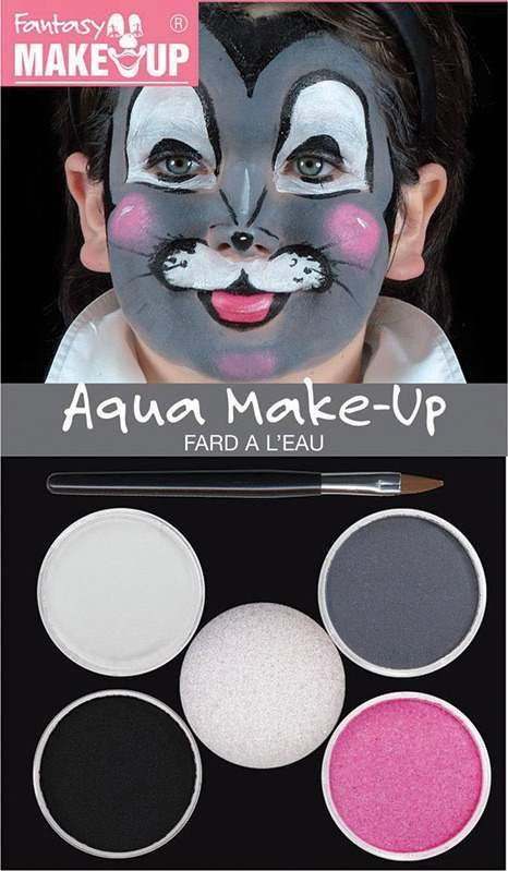 Mouse Aqua Make Up Kit Makeup