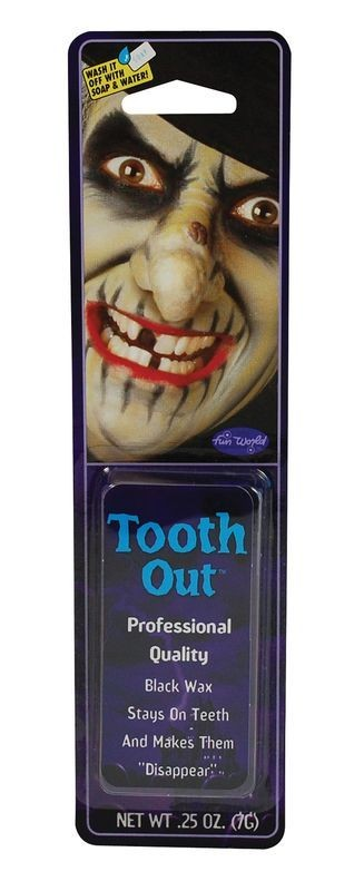 Tooth Wax (Halloween Disguises)