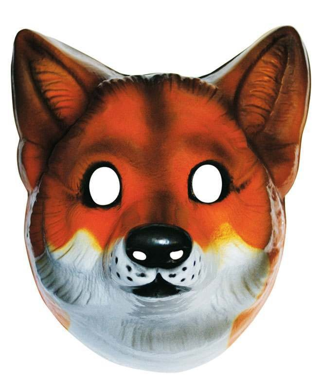 Plastic Animal. Fox Accessories