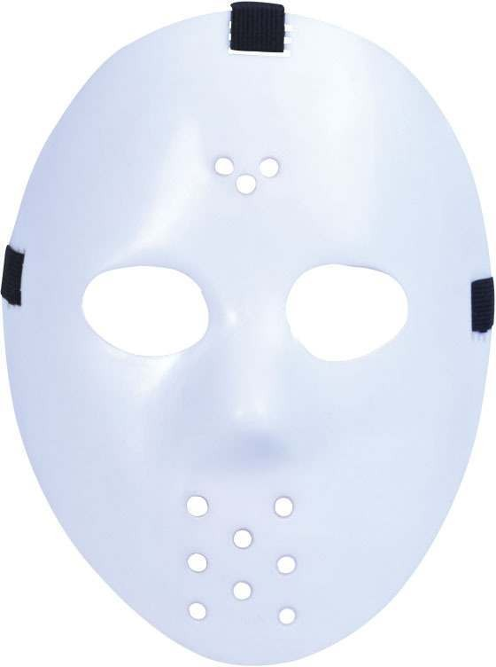 Hockey Mask. White Masks