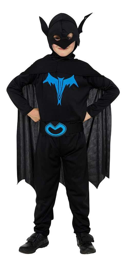 Bat. Budget Fancy Dress Costume