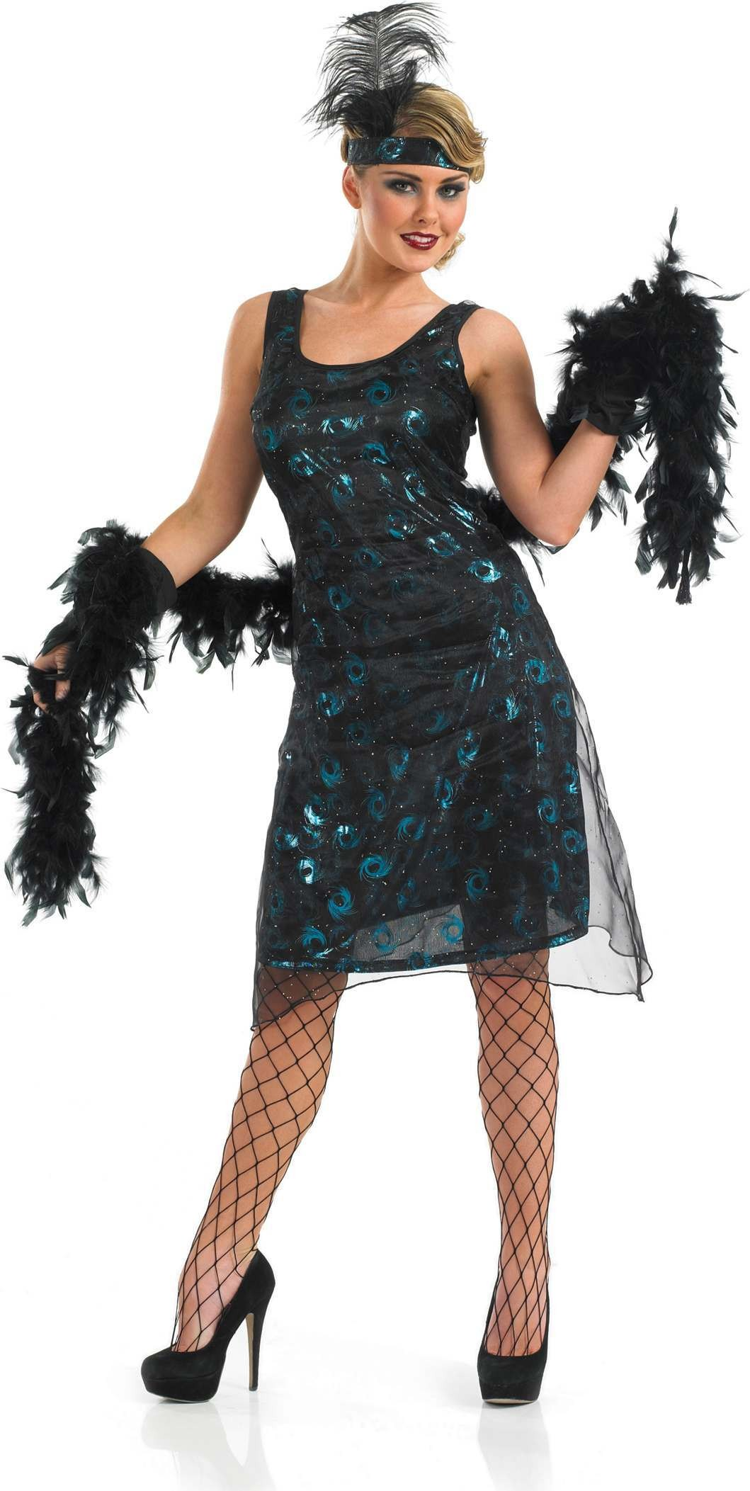 1920S Party Dress Fancy Dress Costume