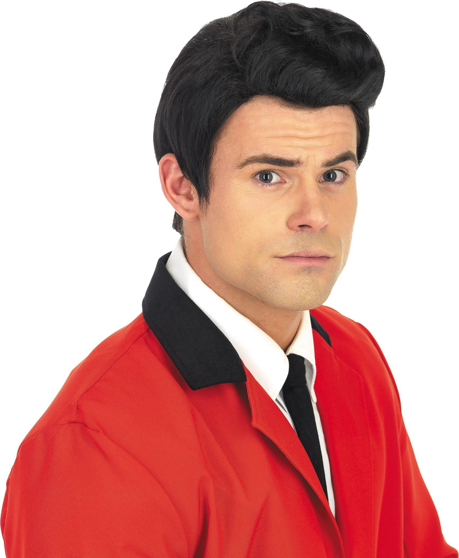 50S Teddy Boy Wig (1950S Fancy Dress Wigs)