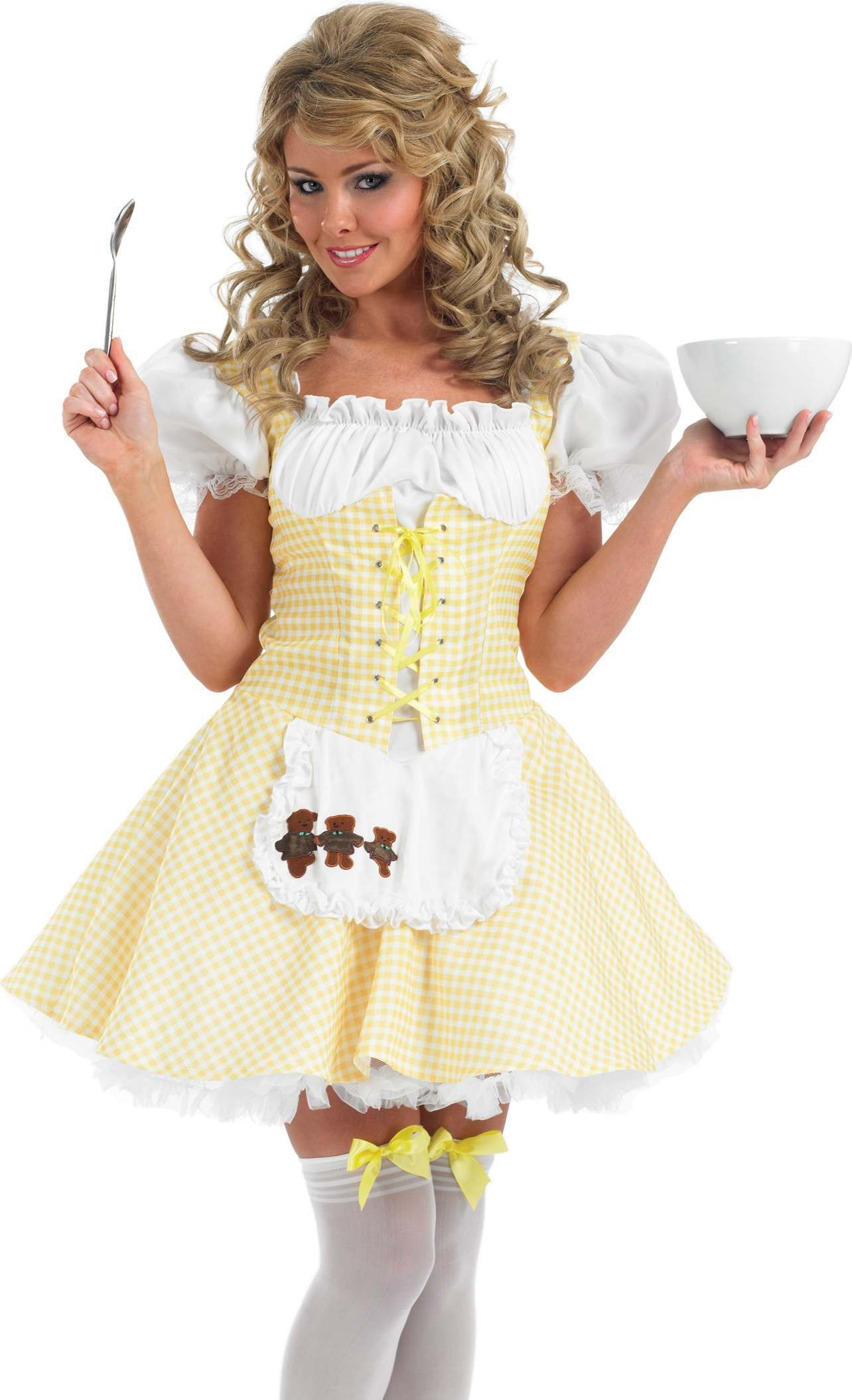 Goldilocks Fancy Dress Costume