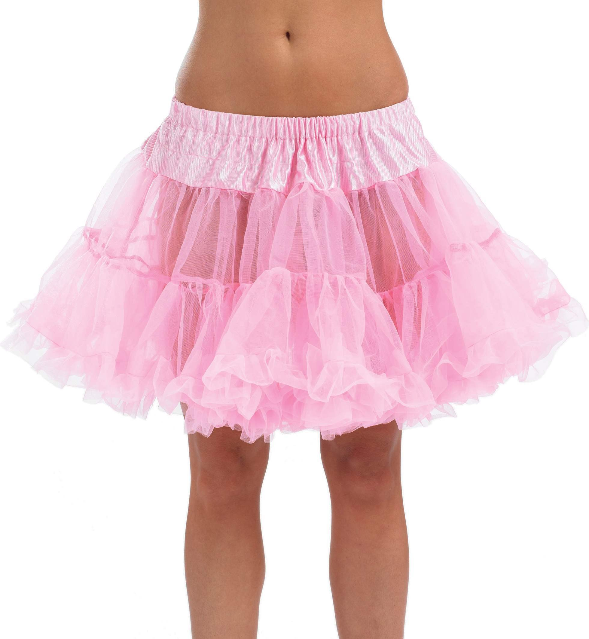 Deluxe Baby Pink Tutu (1980S Fancy Dress)