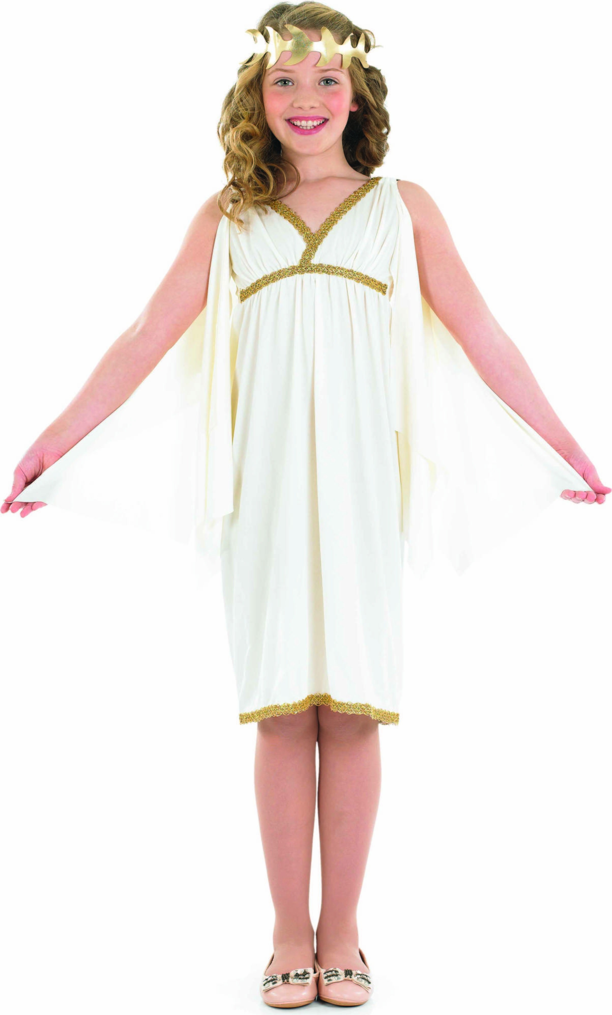 Cleopatra Girl Fancy Dress Costume