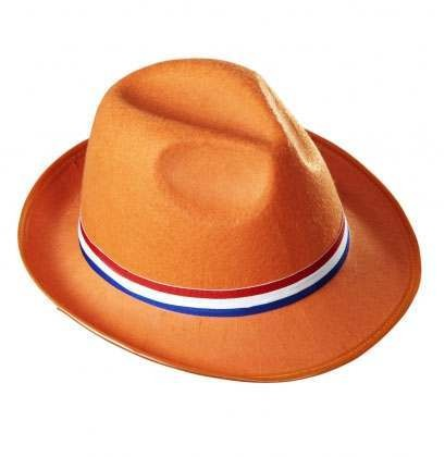 World Cup Fedora Supporters Hat Holland