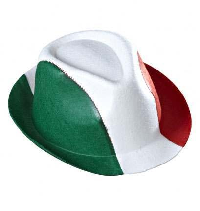 World Cup Fedora Supporters Hat Italy