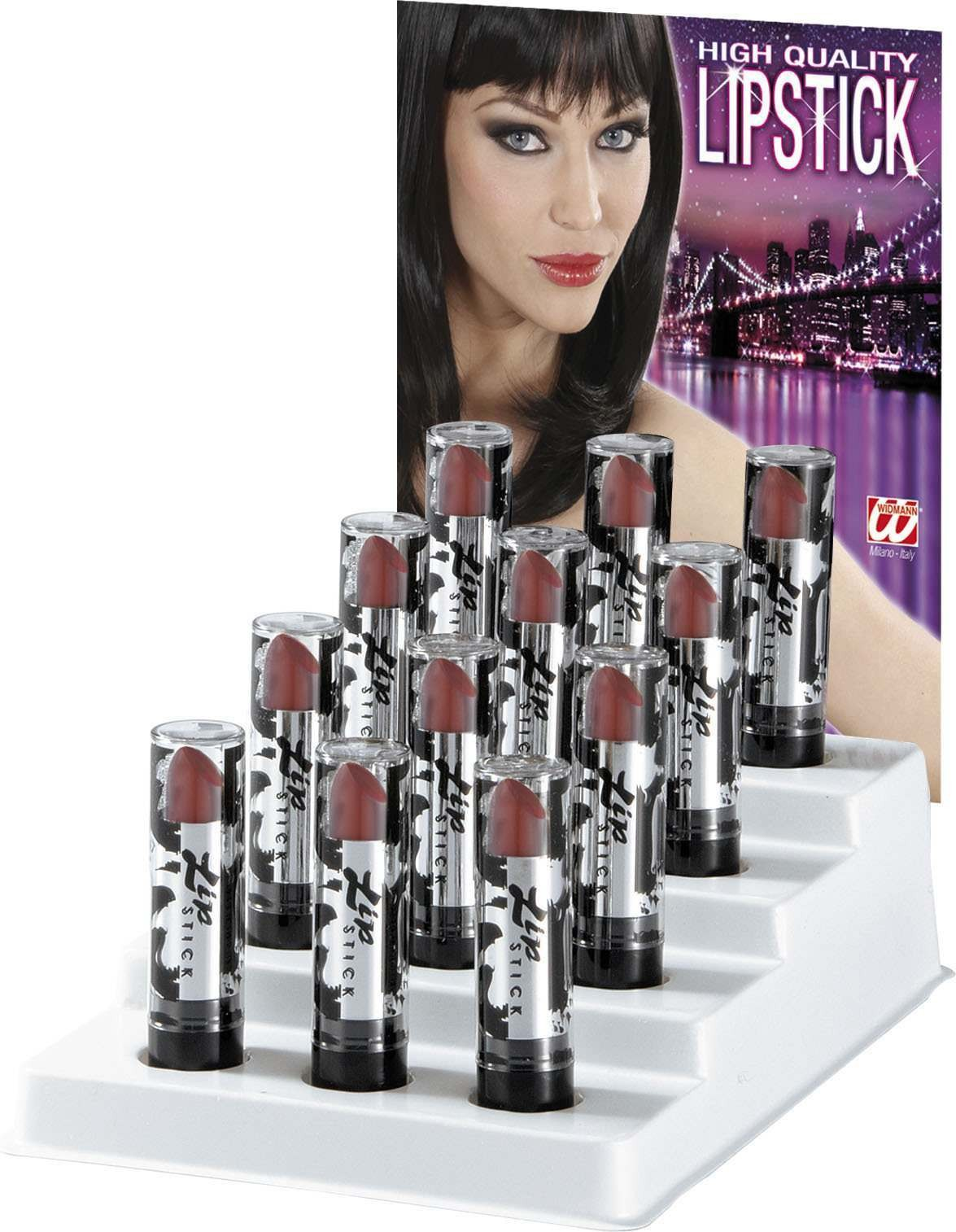 Ladies Lipstick 4G - Red Makeup - (Red)