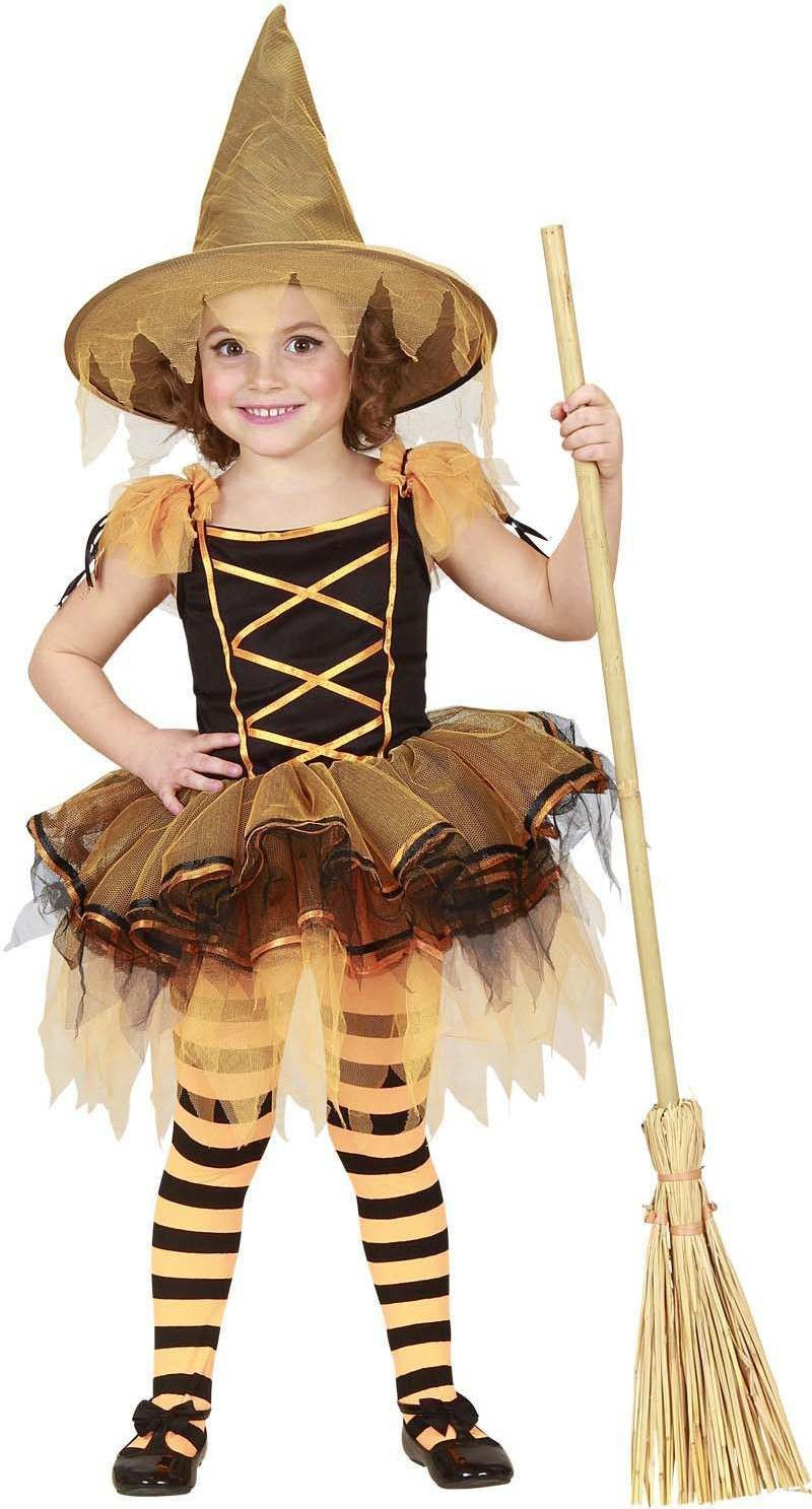 Girls Ballerina Witch (Tutu Dress Hat) Ballerina