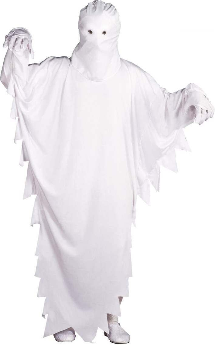 Boys Ghost- (Robe Mask) Halloween Costume