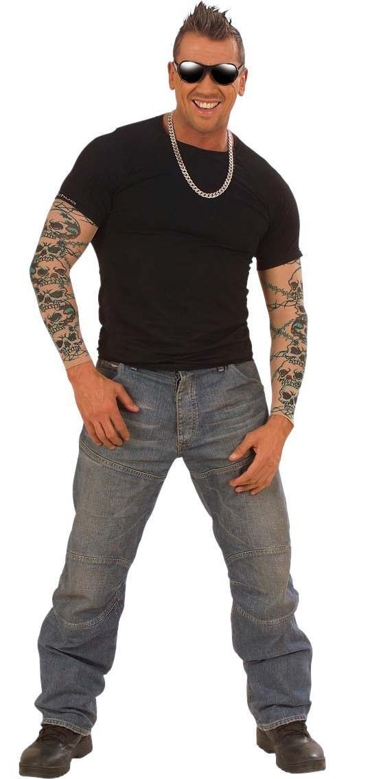 Tattoo Sleeves Natural Look Accessories