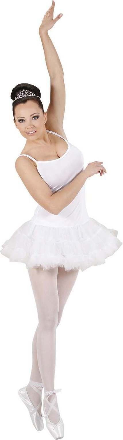 Ladies Prima Ballerina -White Ladies-