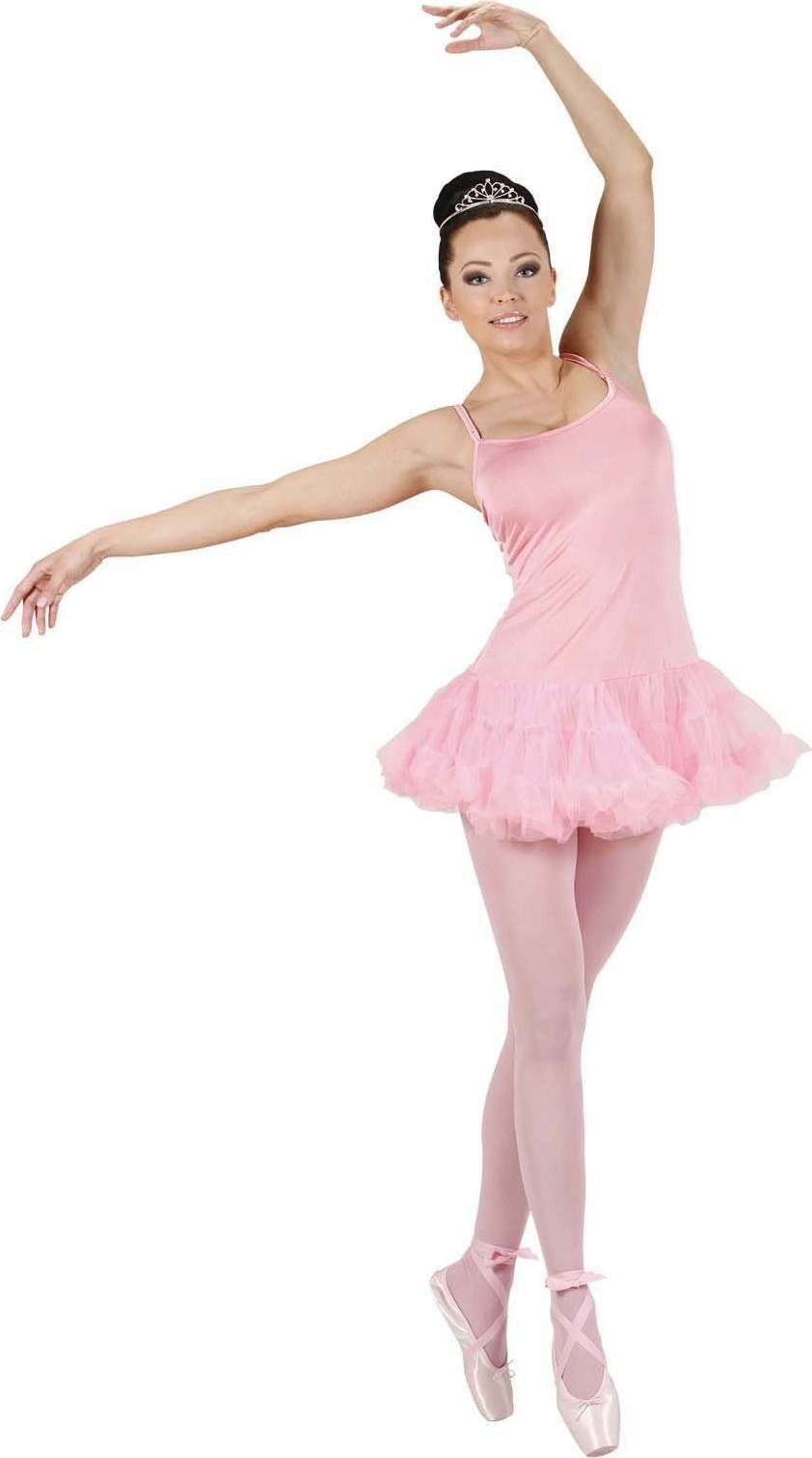 Ladies Prima Ballerina -Pink Ladies- (Ballerina Dress) Ballerina -