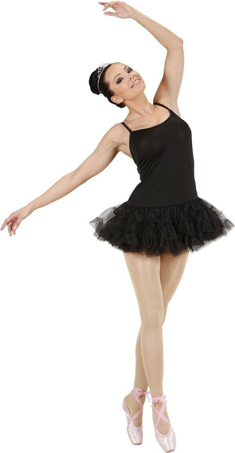 Ladies Prima Ballerina-Black Ladies- (Ballerina Dress) Ballerina -