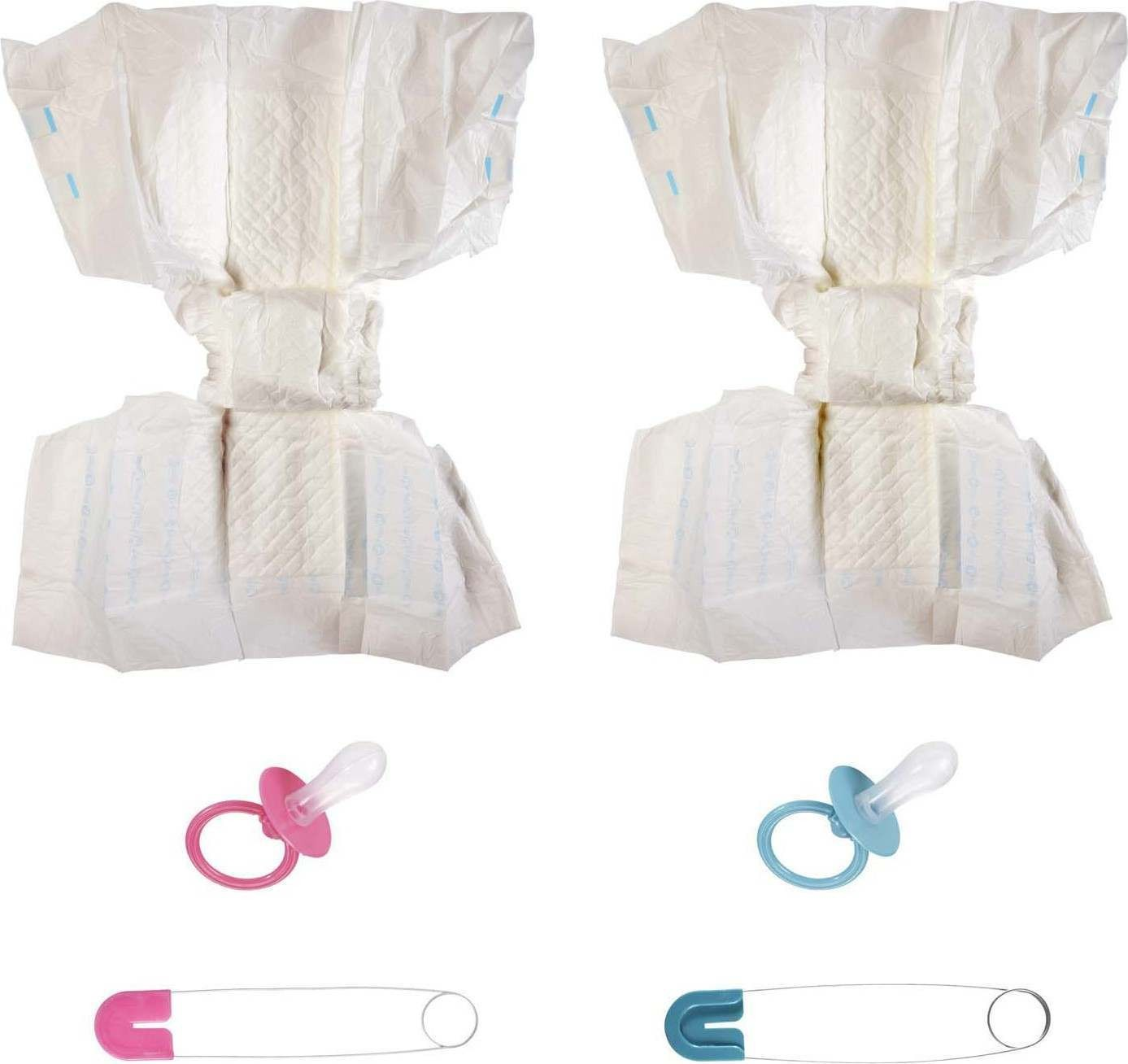Baby Set (Diaper Pin Pacifier) Accessories