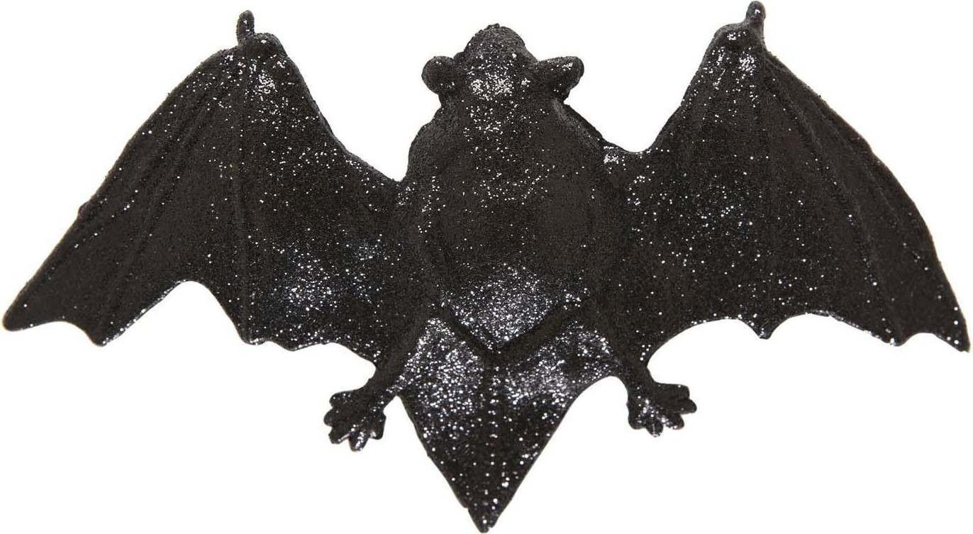 Glitter Bat Hair Clips Accessories