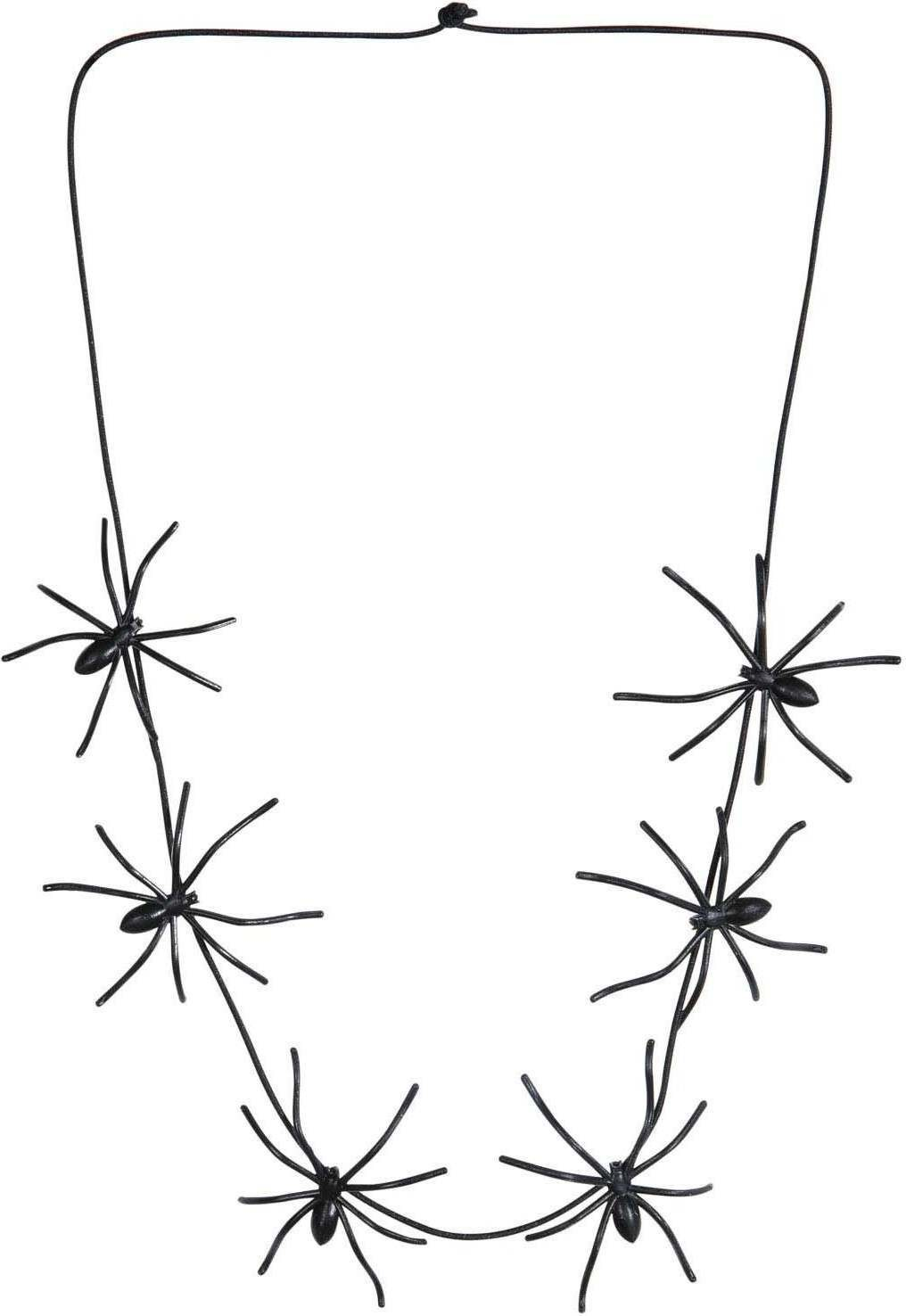 Spiders Necklaces 60Cm Jewellery
