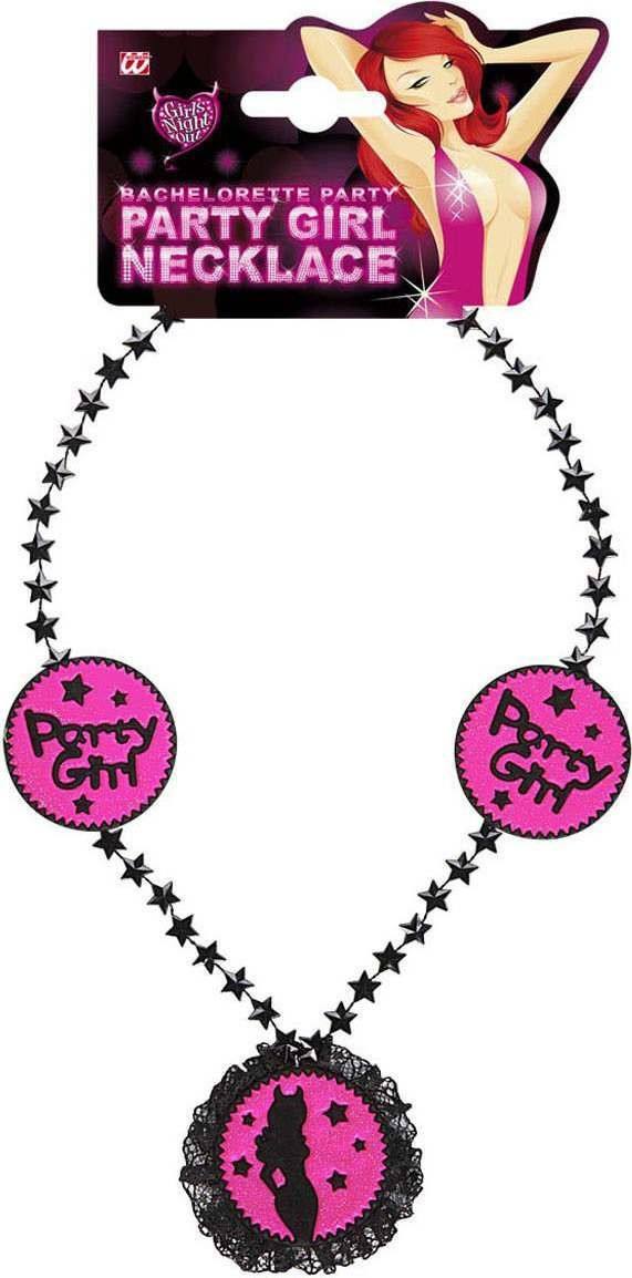 Party Girl Necklace Jewellery