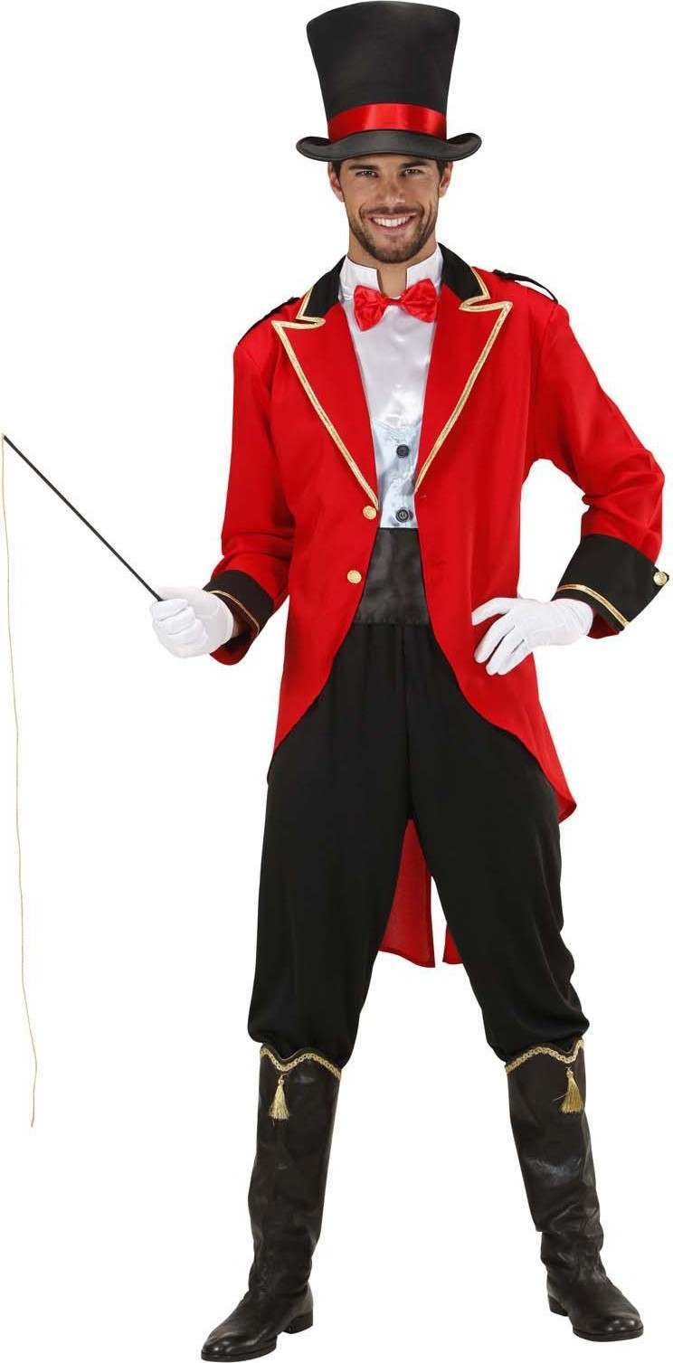 Mens Tamer Man- (Jacket Vest W/Shirt Bow Tie Pants Hat Whip)