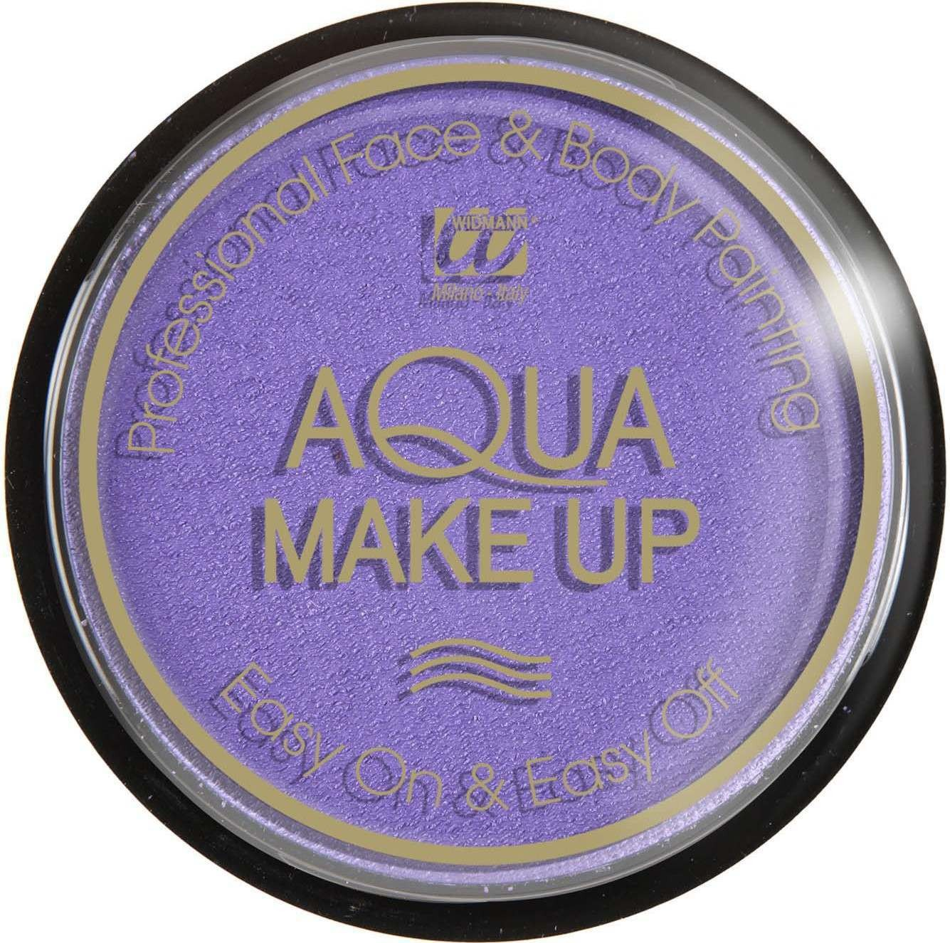 Aqua Makeup 15G - Lilac Makeup - (Purple)