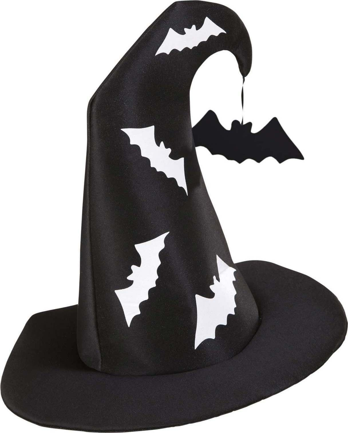 Witch Hats With Bats Hats