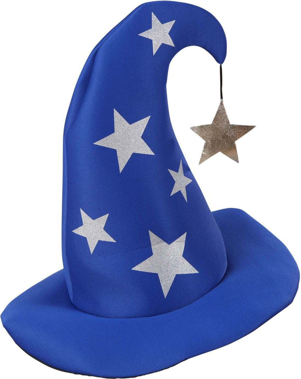 Wizard Hats With Stars Hats