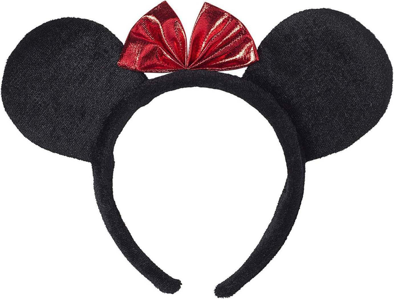 Lady Mouse Ear Headband Accessories