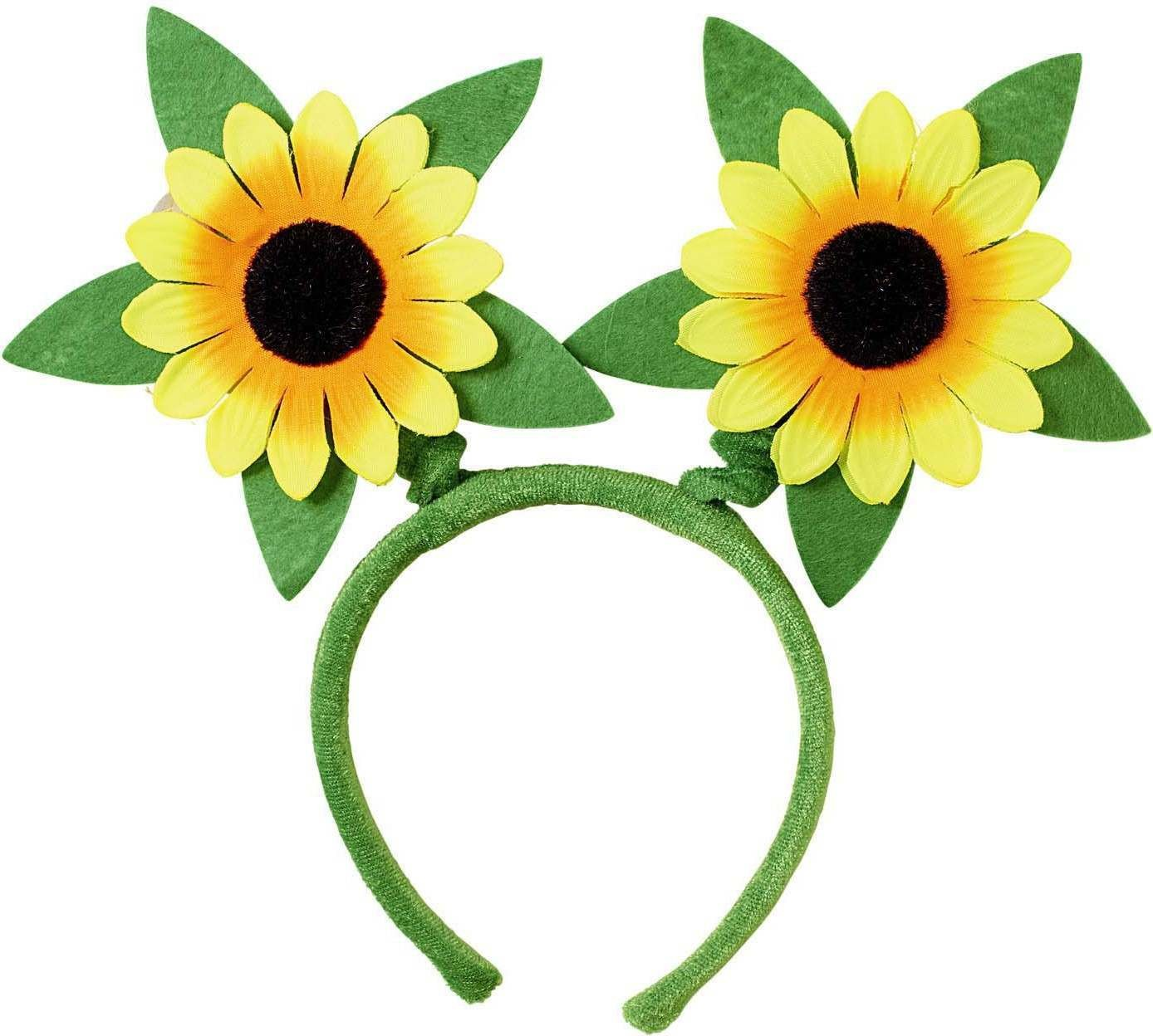 Sunflower Headband Accessories