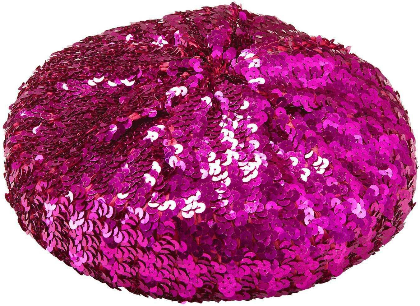 Sequin Basco Hat - Purple Hats - (Purple)