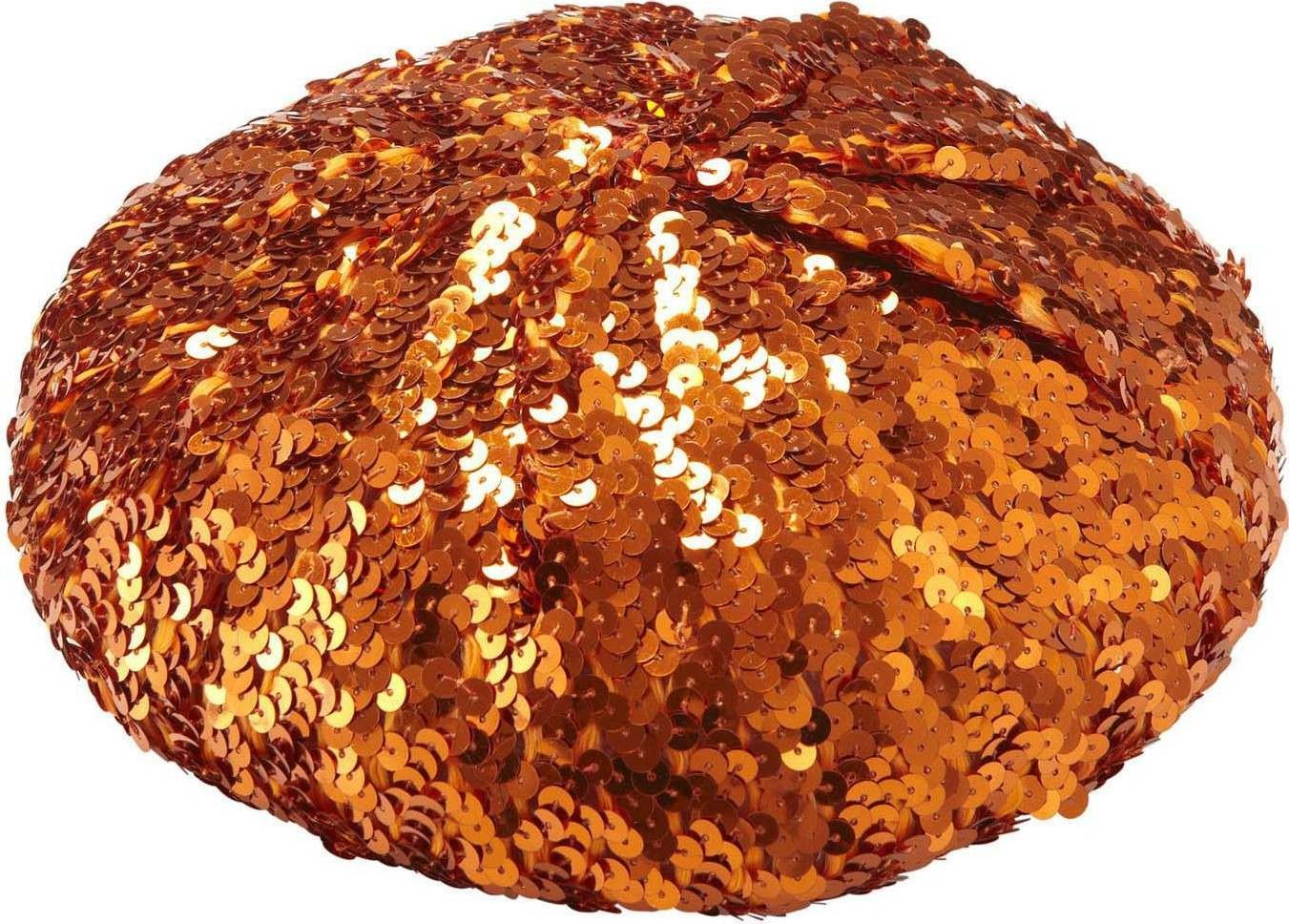 Sequin Basco Hat - Copper Hats - (Copper)