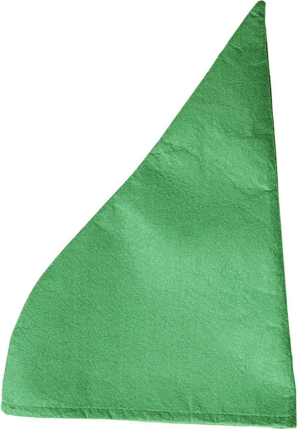 Mens Gnome Hat - Green Hats - (Green)