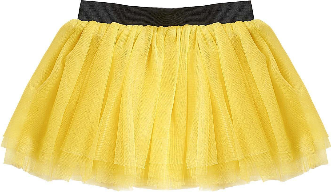 Neon Tutu - Yellow Costume