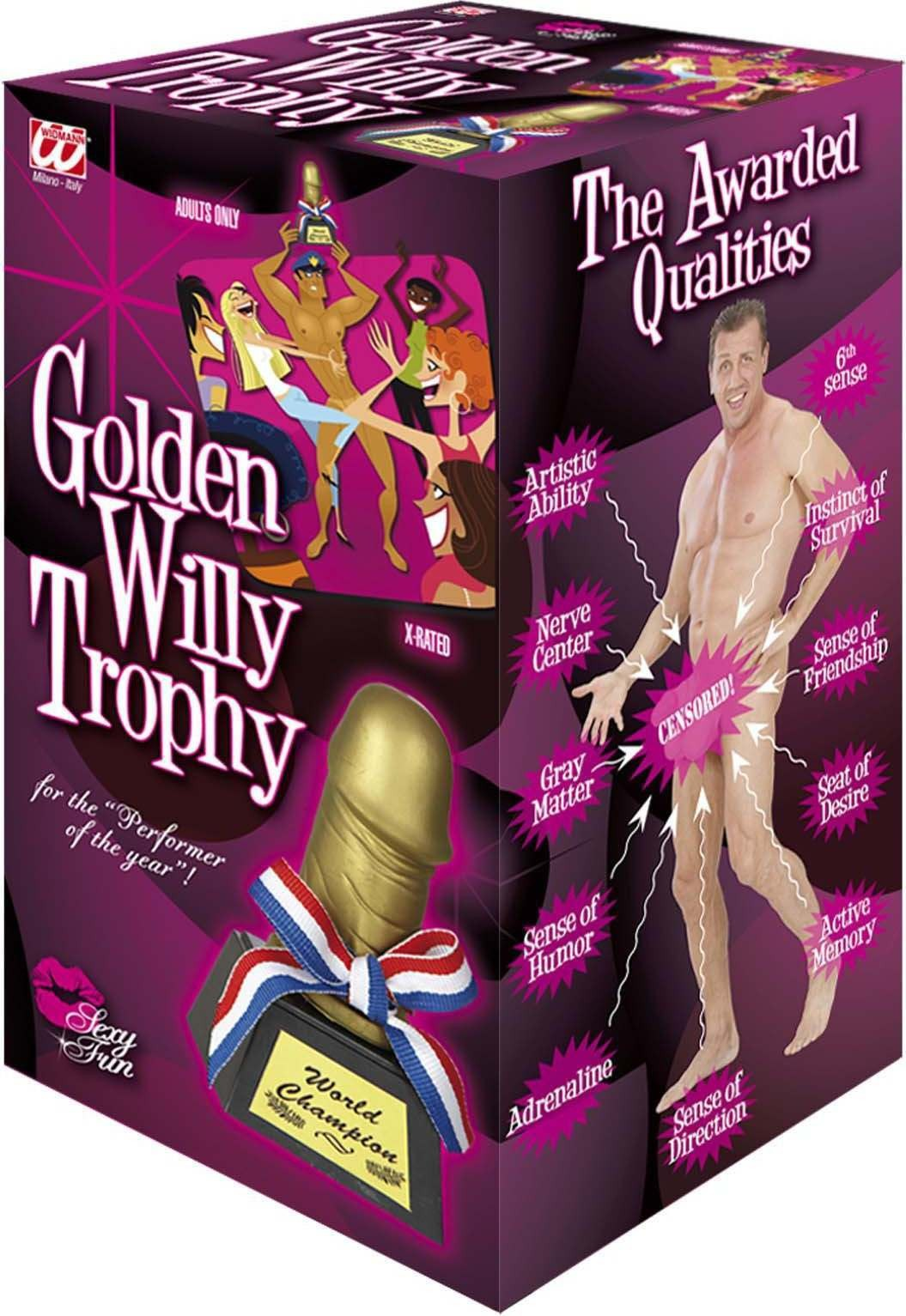 Golden Willy Trophies Other