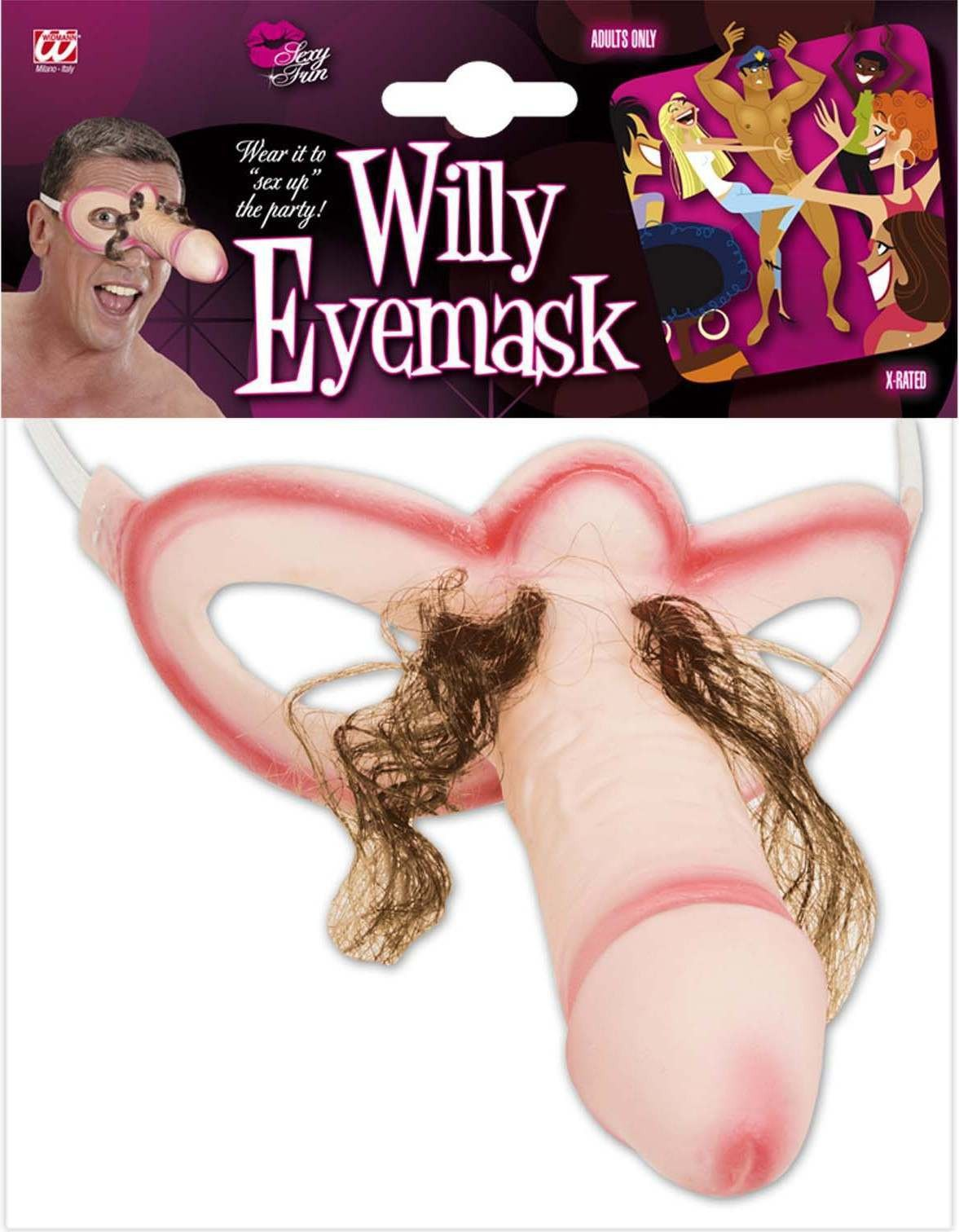 Willy Eyemasks Eyemasks