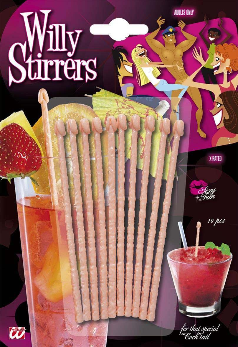 Willy Stirrers - Set Of 10 Other