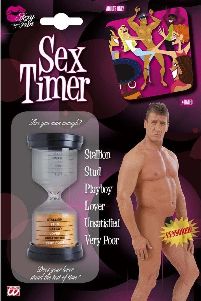 Hourglass Sex Timer Other