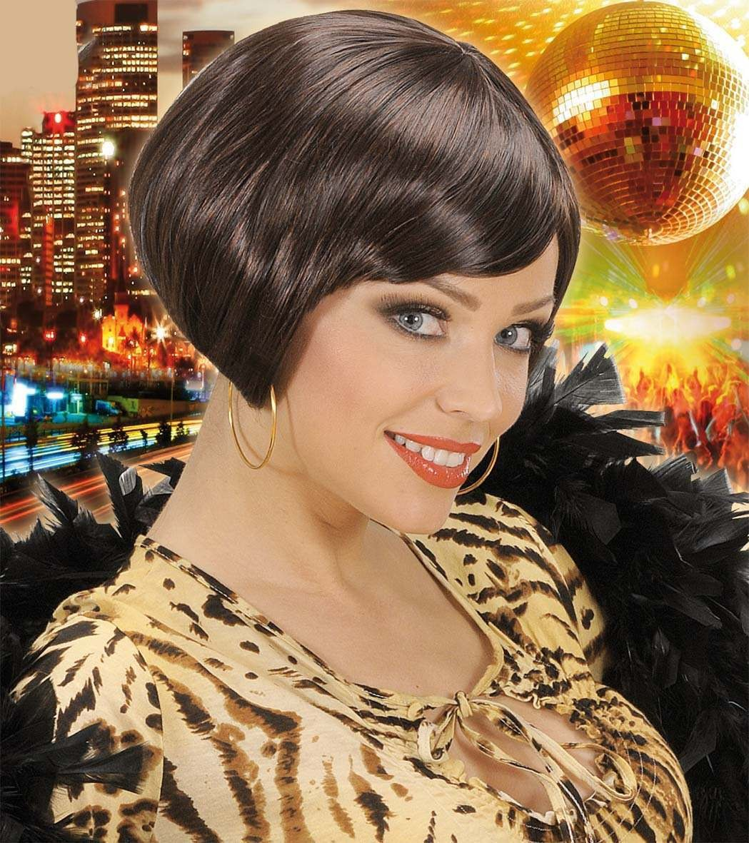 Valentina Wig - Brown - Fancy Dress Ladies
