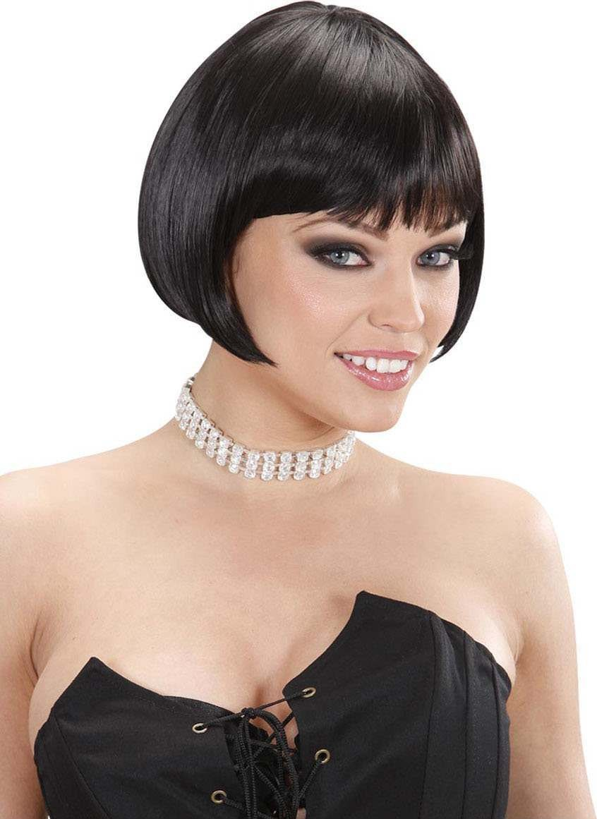 Valentina Bob Wigs - Black (Dream Hair) Wigs