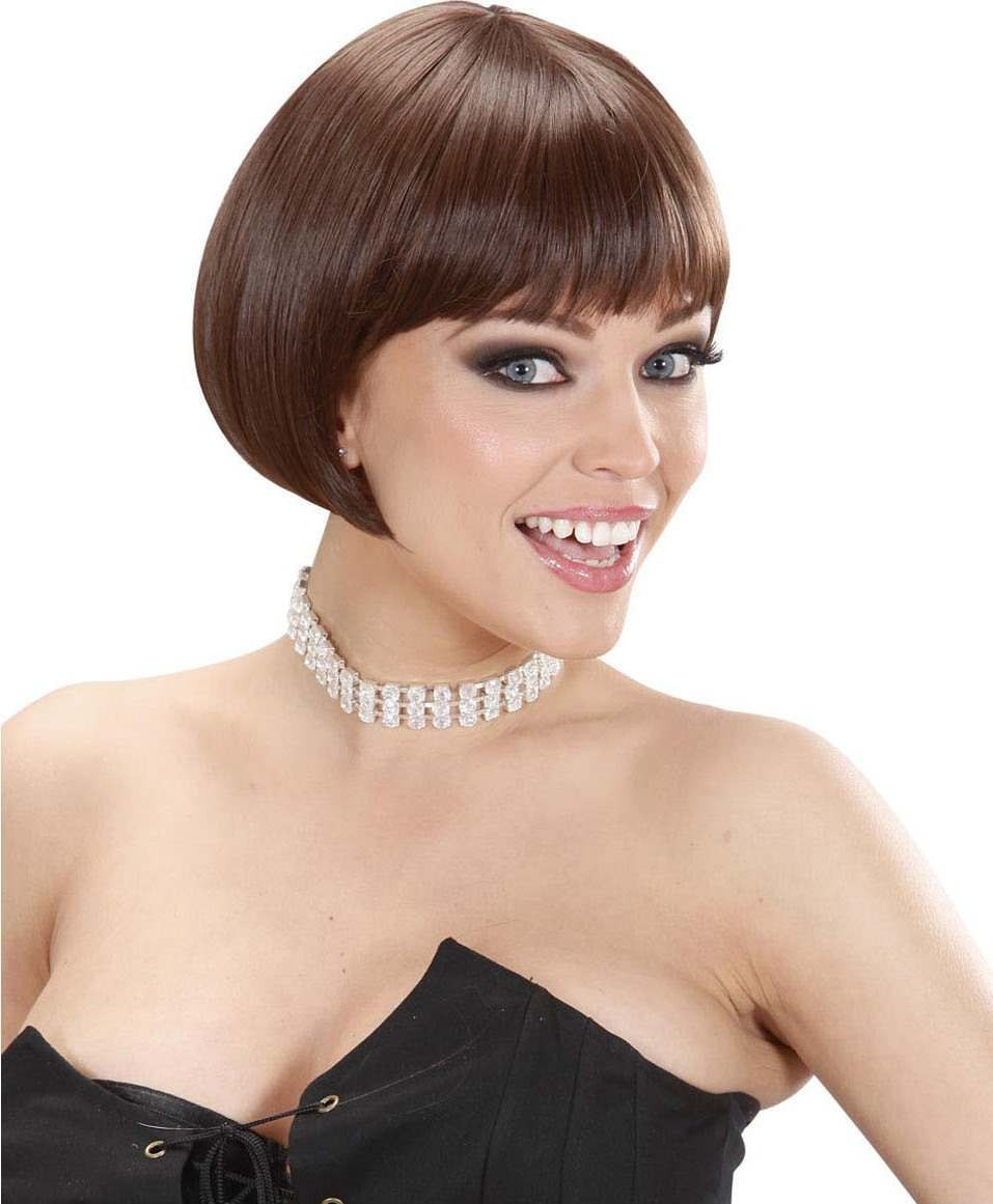 Valentina Bob Wigs - Brown (Dream Hair Wigs